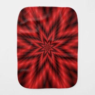 赤いバープクロスの曖昧な星 バープクロス