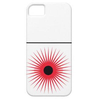 赤いフラッシュ iPhone SE/5/5s ケース