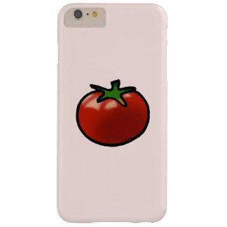 赤いフルーツのトマト BARELY THERE iPhone 6 PLUS ケース