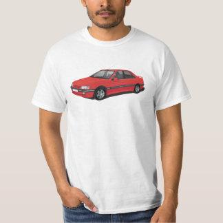 赤いプジョー405 Tシャツ