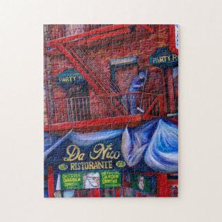 赤いペンキを愛しませんか。 ニューヨークシティ、ニューヨーク ジグソーパズル