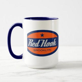 赤いホック マグカップ
