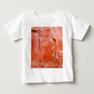 赤いポンペイ ベビーTシャツ