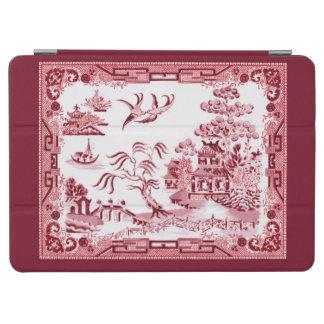 赤いヤナギ iPad AIR カバー