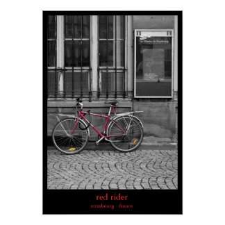 赤いライダー ポスター