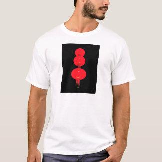 赤いランタン Tシャツ
