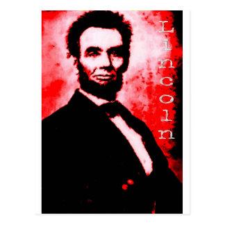 赤いリンカーン ポストカード