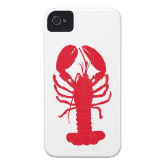 赤いロブスターの物語 Case-Mate iPhone 4 ケース