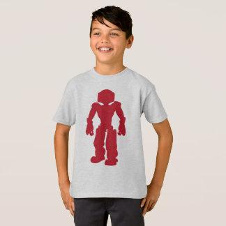 """""""赤いロボット"""" Tシャツ"""