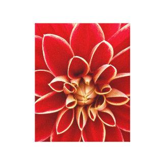 赤いロマンス キャンバスプリント
