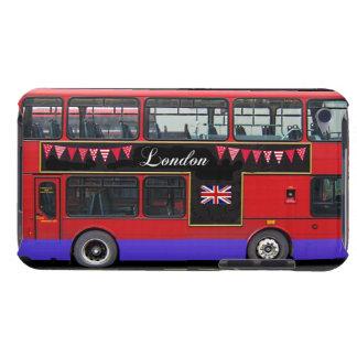 赤いロンドンバス二重デッカー Case-Mate iPod TOUCH ケース