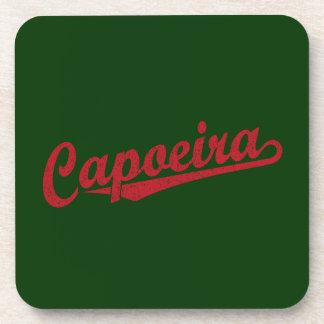 赤い動揺してのCapoeira コースター