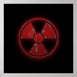 赤い原子力 ポスター