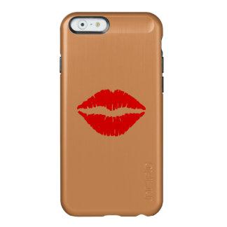 赤い口紅 INCIPIO FEATHER SHINE iPhone 6ケース