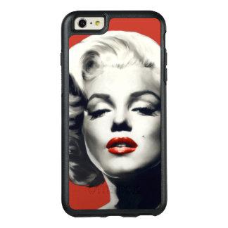 赤い唇マリリンの赤 オッターボックスiPhone 6/6S PLUSケース