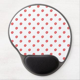 赤い唇 ジェルマウスパッド