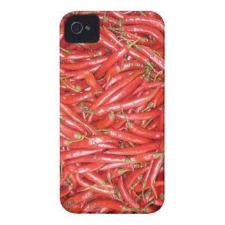 赤い唐辛子 Case-Mate iPhone 4 ケース