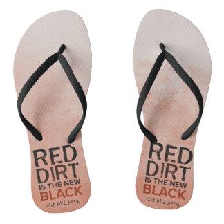 赤い土は新しく黒い野球の双安定回路です ビーチサンダル