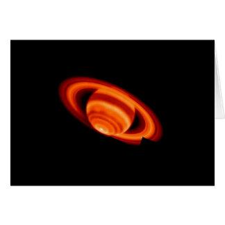 赤い土星 カード