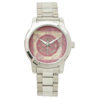 赤い太陽 腕時計