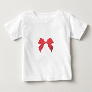 赤い弓Tシャツ ベビーTシャツ