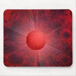 赤い惑星 マウスパッド