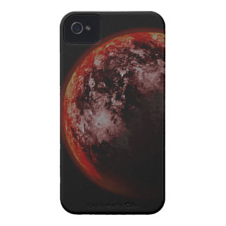 赤い惑星 Case-Mate iPhone 4 ケース