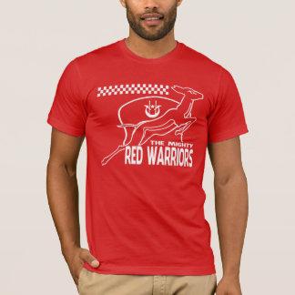 赤い戦士 Tシャツ