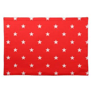赤い星のランチョンマットBEALEADER ランチョンマット