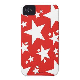 赤い星の穹窖の箱 Case-Mate iPhone 4 ケース