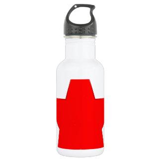 赤い星 ウォーターボトル