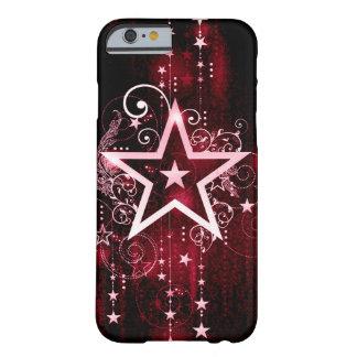 赤い星 BARELY THERE iPhone 6 ケース