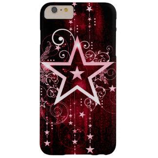 赤い星 BARELY THERE iPhone 6 PLUS ケース