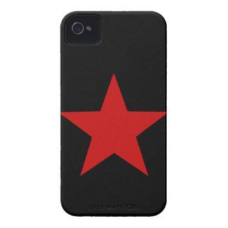 赤い星 Case-Mate iPhone 4 ケース