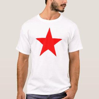 赤い星 Tシャツ