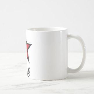 赤い星Che Guevara! コーヒーマグカップ