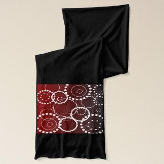 赤い水低下 スカーフ