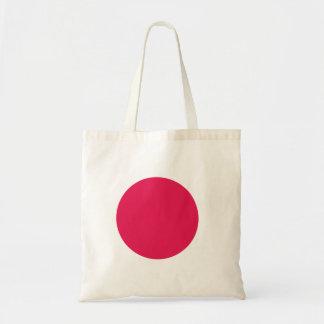 赤い点のトートバック トートバッグ