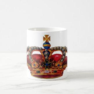 赤い王冠 コーヒーマグカップ