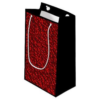 赤い球 スモールペーパーバッグ
