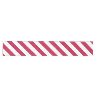 赤い白のストライプの愛国心が強く広く長いテーブルのランナー ロングテーブルランナー