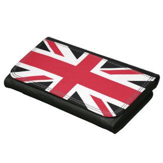 赤い白黒の英国国旗