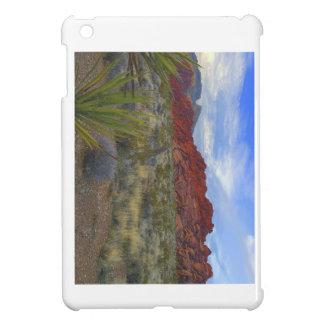 赤い石のiPad! iPad Mini カバー