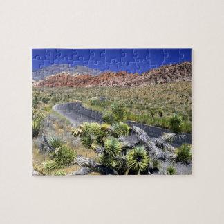 赤い石渓谷の国民の保存区域、Las ジグソーパズル