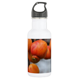 赤い秋のりんごの束 532ML ウォーターボトル