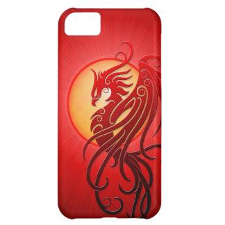 赤い種族のフェニックス iPhone5Cケース