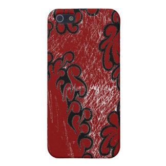 赤い種族の鋭いiPhoneのデザイン iPhone 5 Case
