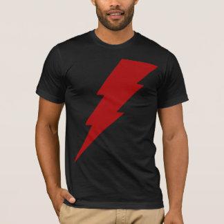 赤い稲妻 Tシャツ