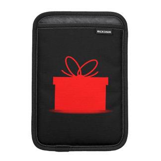赤い箱の現在 iPad MINIスリーブ