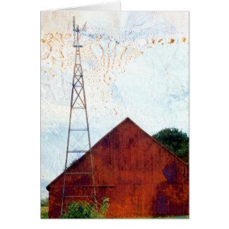 赤い納屋3 カード